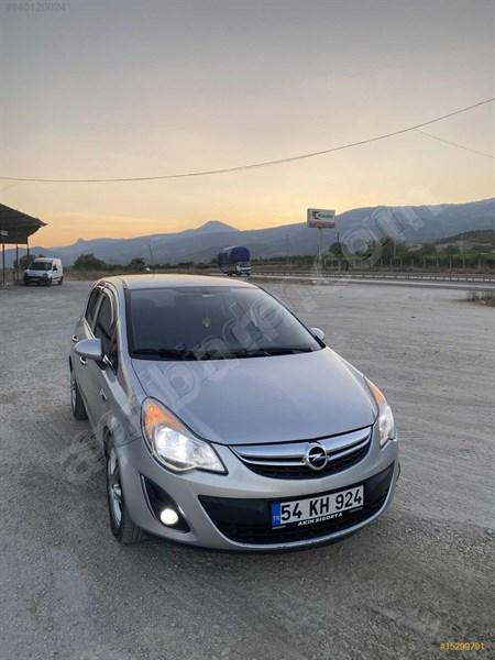 Sahibinden Opel Corsa 1.3 Cdti Essentia 2012 Model Sakarya 209.000 Km Gri