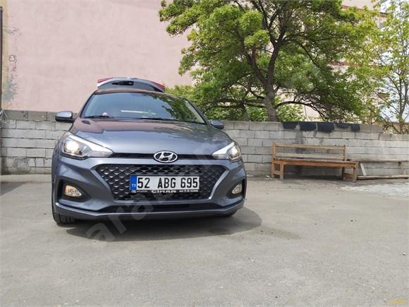Sahibinden Hyundai i20 1.4 CRDi Style 2019 Model