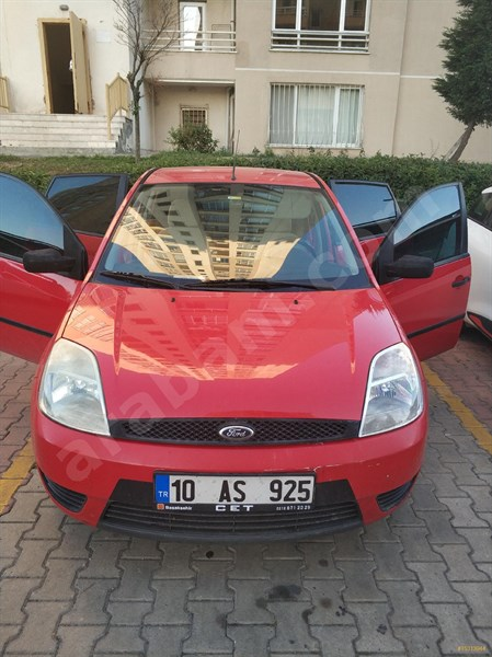 Sahibinden Ford Fiesta 1.4 Tdci Comfort 2004 Model İstanbul 175.500 Km -