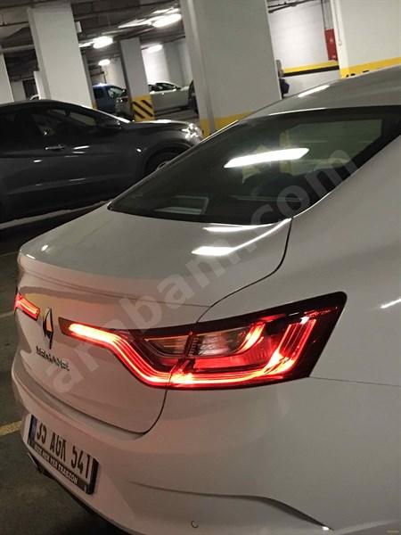 Sahibinden Renault Megane 1.5 Dci Touch 2019 Model İstanbul 35.000 Km Beyaz