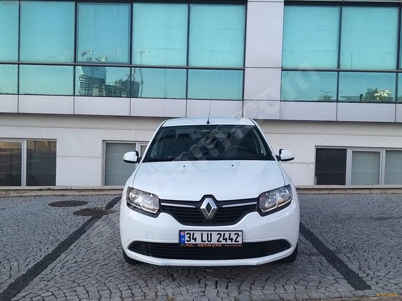 Sahibinden Renault Symbol 1.5 Dci Joy 2015 Model İstanbul 177.001 Km Beyaz