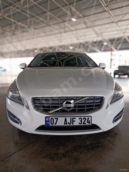 Sahibinden Volvo S60 1.6 D Premium 2012 Model Antalya 191.800 Km -