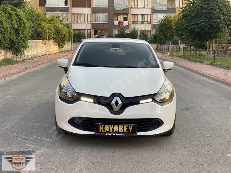 Galeriden Renault Clio 1.5 Dci Joy 2013 Model Konya 185.000 Km Beyaz