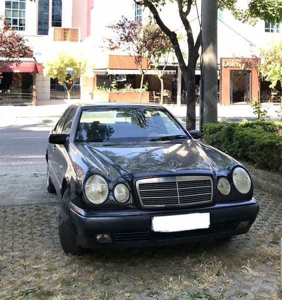 Sahibinden Mercedes - Benz E 200 Classic 1998 Model Bursa 175.500 Km -