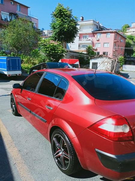 Sahibinden Renault Megane 1.5 Dci Authentique 2004 Model İstanbul 231.000 Km -
