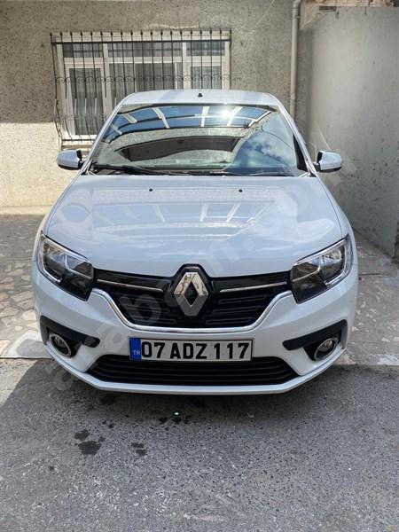 Sahibinden Renault Symbol 1.5 Dci Touch 2018 Model İstanbul 24.000 Km Beyaz