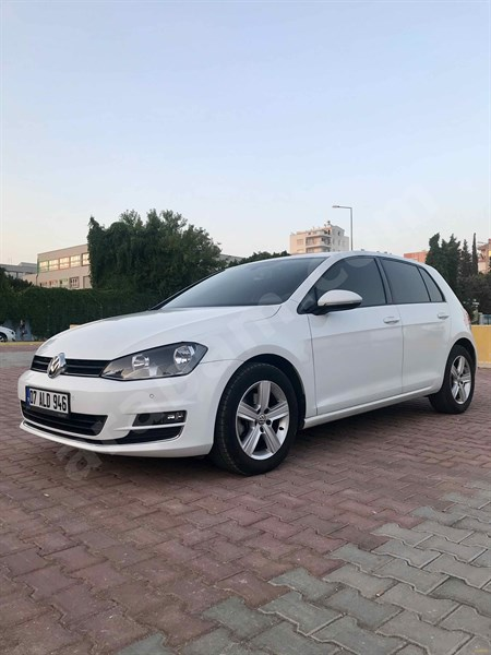 Sahibinden Volkswagen Golf 1.6 Tdi Bluemotion Comfortline 2016 Model Antalya 137.000 Km -