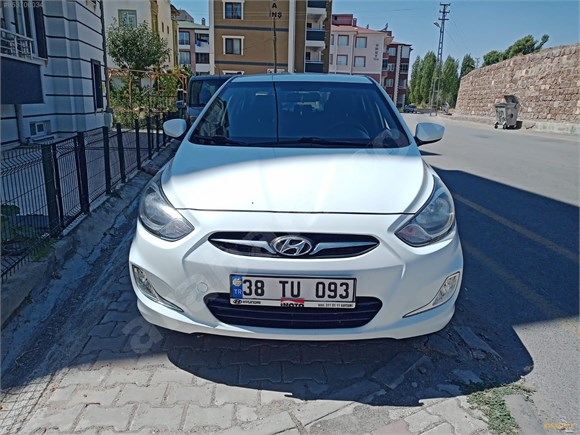 TEMİZ HYUNDAİ ACCENT BLUE MODE PLUS