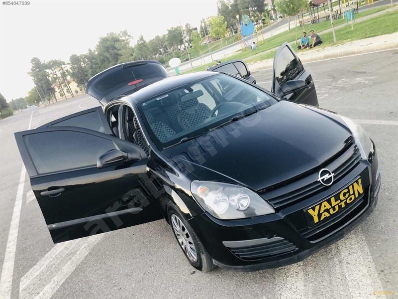 Galeriden Opel Astra 1.3 Cdti Essentia 2005 Model Gaziantep 310.000 Km Siyah