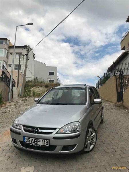 Sahibinden Opel Corsa 1.3 Cdti Enjoy 2005 Model İzmir 217.000 Km Gri (gümüş)