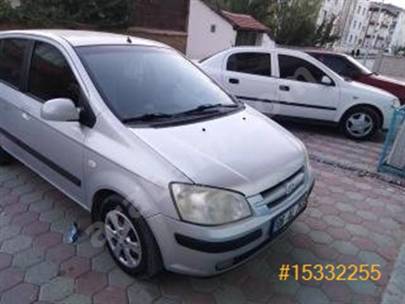 Sahibinden Hyundai Getz 1.3 Gls 2005 Model Yozgat 117.000 Km Gri (gümüş)