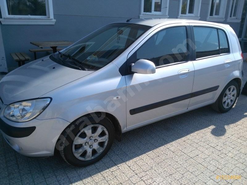 Sahibinden Hyundai Getz 1.4 Dohc Hy Klm 2006 Model Antalya 85.000 Km Gri (gümüş)