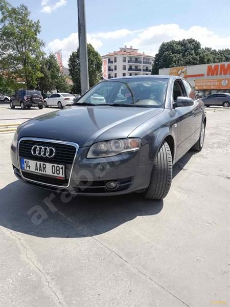 Sahibinden Audi A4 Sedan 2.0 Tdi 2006 Model Bolu 217.000 Km -