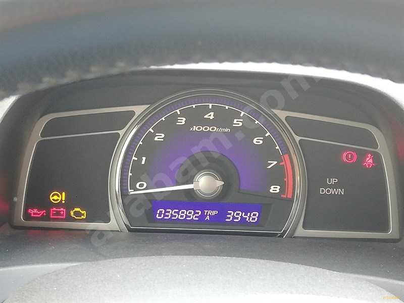 Sahibinden Honda Civic 1.6 I-vtec Elegance 2010 Model İzmir 36.500 Km -