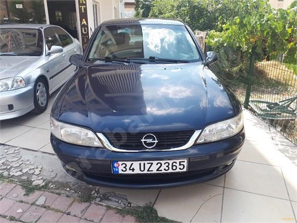 Galeriden Opel Vectra 2 0 Cdx 2000 Model Antalya 200 000 Km Lacivert 15336536 Arabam Com