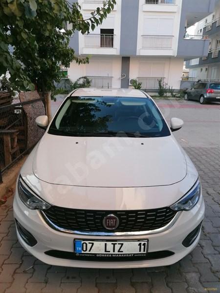 Sahibinden Fiat Egea 1.4 Fire Urban 2017 Model Antalya 67.000 Km -