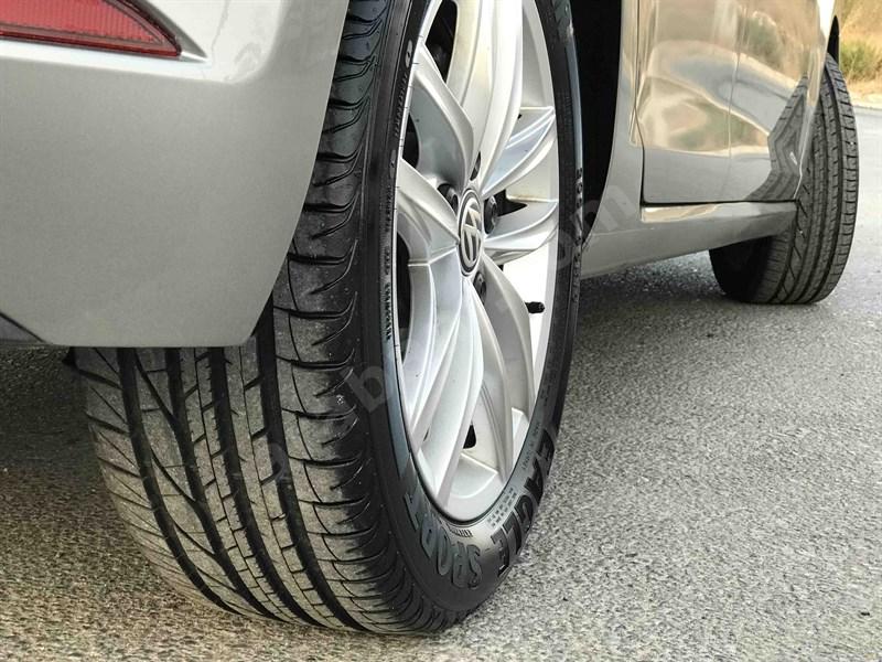 Galeriden Volkswagen Golf 1.6 Tdi Bluemotion Comfortline 2017 Model İzmir 100.000 Km Bej