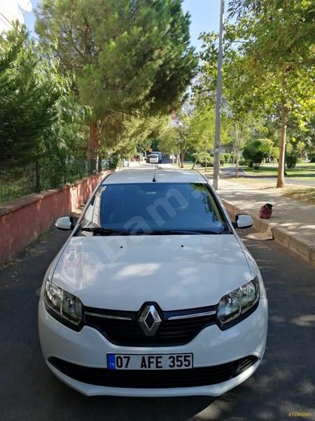 Sahibinden Renault Symbol 1.5 Dci Joy 2014 Model İzmir 203.000 Km -