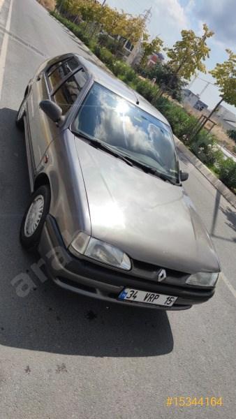 Sahibinden Renault R 19 1.6 Europa Rte 2001 Model İstanbul 200.000 Km Gri (metalik)