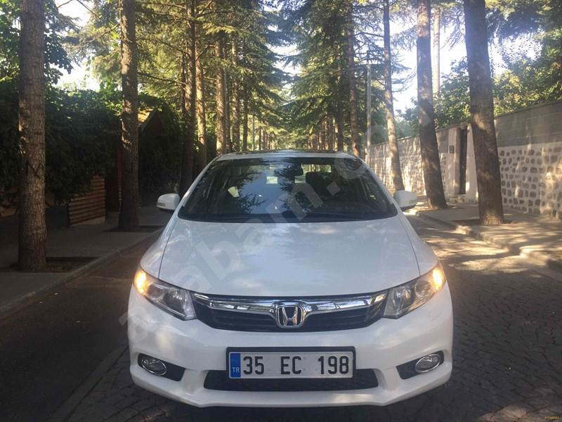 Sahibinden Honda Civic 1.6 I-vtec Eco Elegance 2013 Model Konya 120.000 Km -