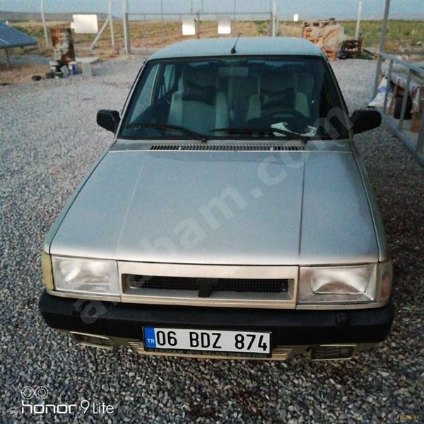Sahibinden Tofaş Doğan Slx 1993 Model Konya 38.500 Km Bej