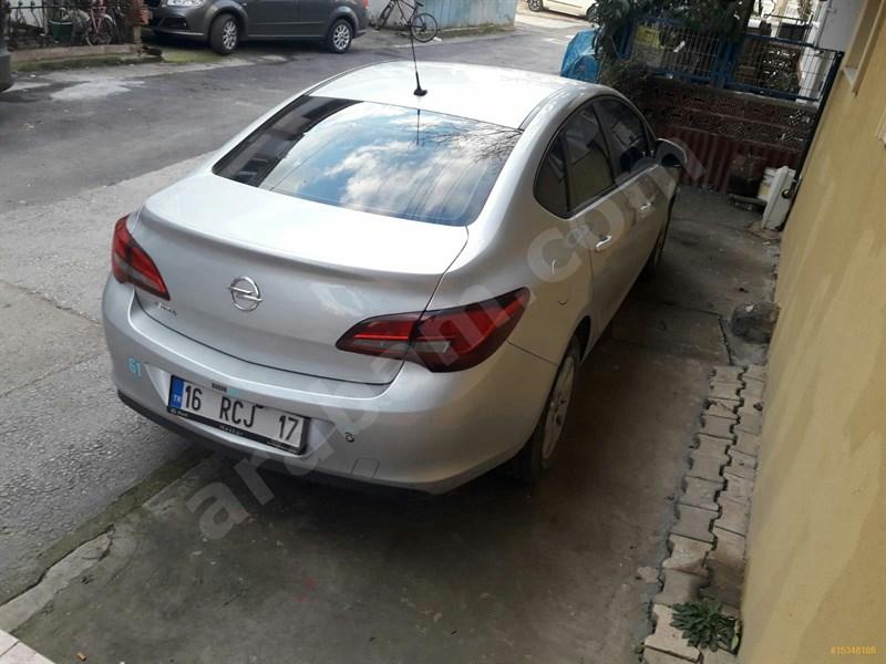 Sahibinden Opel Astra 1.6 Edition Plus 2017 Model Bursa 36.000 Km Gri (metalik)