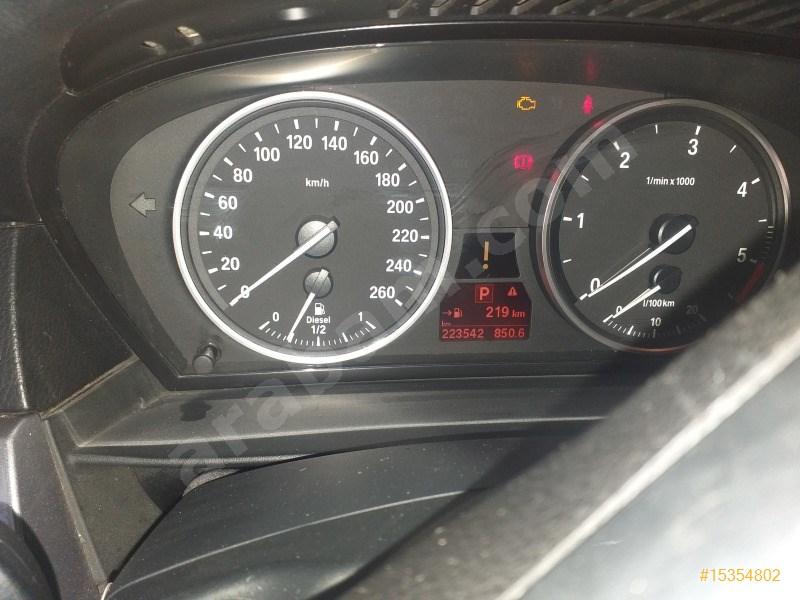 Sahibinden Bmw 5 Serisi 520d Premium 2008 Model Kocaeli 223.000 Km Siyah