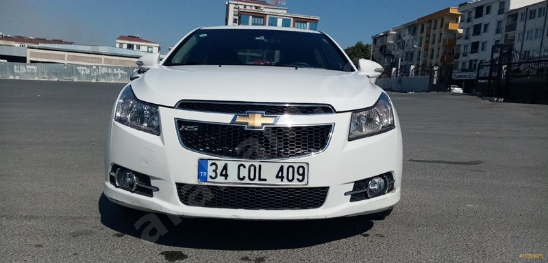 Sahibinden Chevrolet Cruze 1.6 Ls Plus 2011 Model İstanbul 177.000 Km -