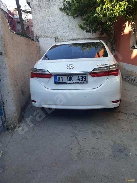Sahibinden Toyota Corolla 1.4 D-4d Advance 2016 Model Adana 12.000 Km -