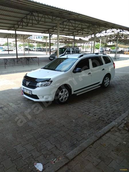 Sahibinden Dacia Logan 1.5 Dci Mcv Ambiance 2014 Model Adana 154.000 Km -