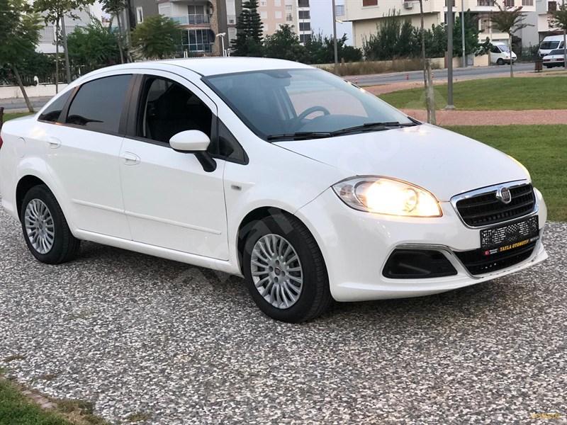 Galeriden Fiat Linea 1.3 Multijet Pop 2014 Model Antalya 141.000 Km Beyaz