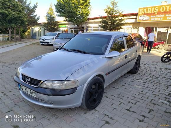 Galeriden Opel Vectra 2 0 Gls 1998 Model Yozgat 264 000 Km Gri Gumus 15360496 Arabam Com