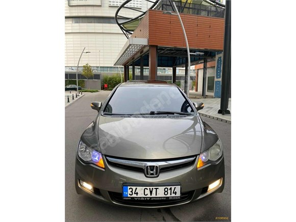 Sahibinden Honda Civic 1.6 i-VTEC Elegance 2007 Model