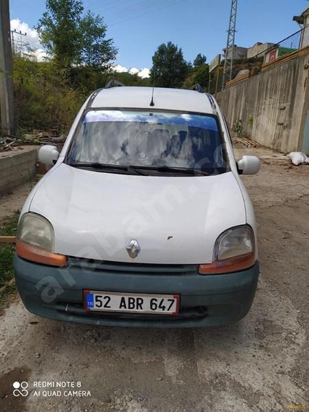 Sahibinden Renault Kangoo 1.9 D Rn 2001 Model Ordu 230.000 Km -