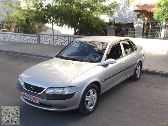 Galeriden Opel Vectra 2 0 Gls 1999 Model Gaziantep 277 250 Km Gri 15369294 Arabam Com