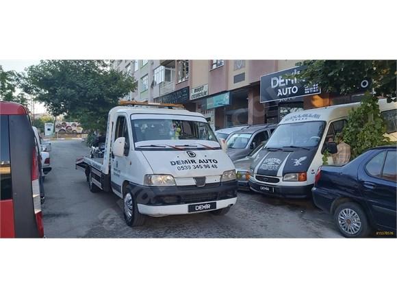 Galeriden Ticari Araç Oto Kurtarıcı & Taşıyıcı Tekli Isparta