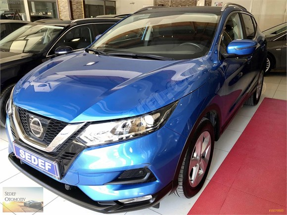 Galeriden Nissan Qashqai 1 6 Dci Sky Pack 2017 Model Izmir 69 000 Km Mavi 15379595 Arabam Com