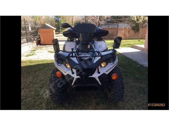 Küba ATV 4X4 SIFIR İLK ELDEN KAZASIZ 2.500 KM SAFTLI