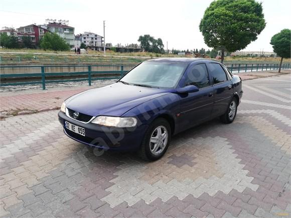 Galeriden Opel Vectra 2 0 Cd 1997 Model Konya 350 000 Km Mavi Metalik 15404890 Arabam Com