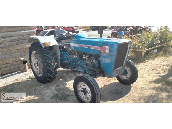Ford Ikinci El Traktor Fiyatlar Listeleri Arabam Com