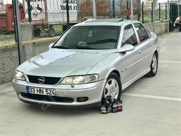 Sahibinden Opel Vectra 2 0 Cdx 2001 Model Mersin 226 000 Km Gri Gumus 15408731 Arabam Com