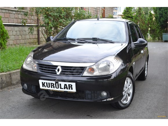 KURULAR | 2009 MODEL RENAULT SYMBOL EXPRESSİON PLUS PAKET!!!