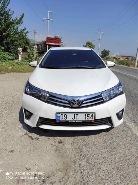 Sahibinden Toyota Corolla 1.4 D-4d Advance 2015 Model Aydın 48.000 Km Beyaz