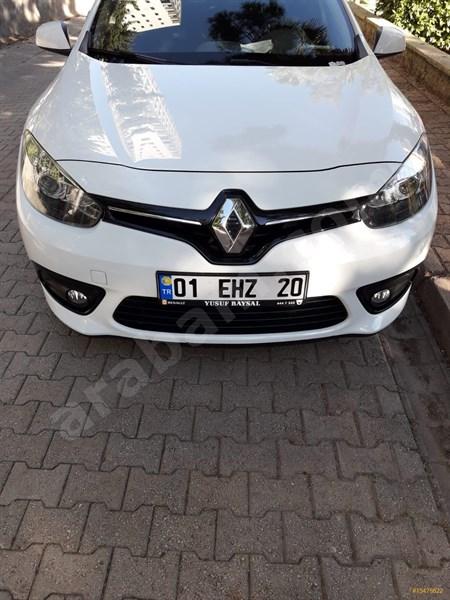 Sahibinden Renault Fluence 1.5 Dci Touch 2016 Model Adana 57.000 Km -