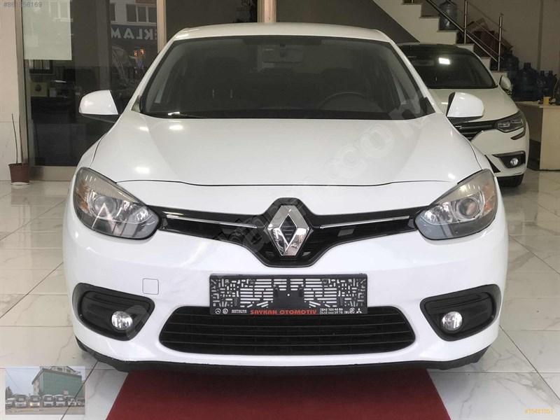 Galeriden Renault Fluence 1.5 Dci Touch 2015 Model Antalya 167.000 Km Beyaz