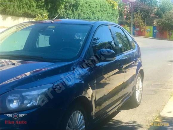 Hkn Autodan Ford Focus 1.6 Titanium Otomatik Fırsat Aracı !!