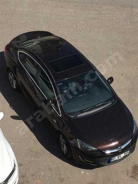 Sahibinden Opel Astra 1.4 T Sport 2015 Model Kocaeli 105 Km Kahverengi