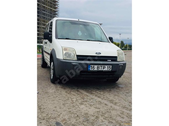Sahibinden Ford Tourneo Connect 90PS 2006 Model