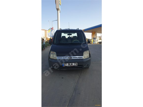 Sahibinden Ford Tourneo Connect 75 2008 Model