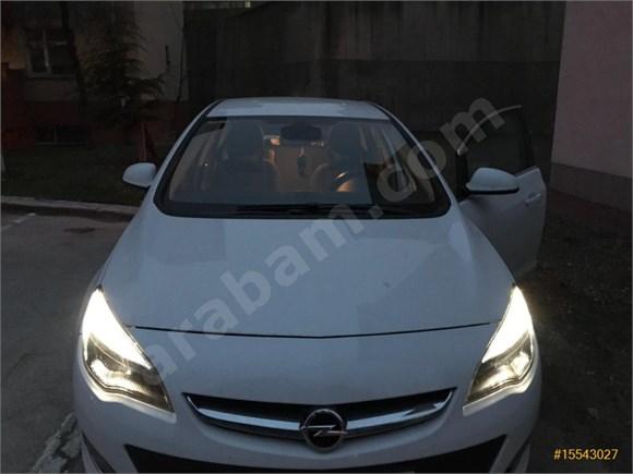 Sahibinden Opel Astra 1.6 CDTI Sport 2014 Model